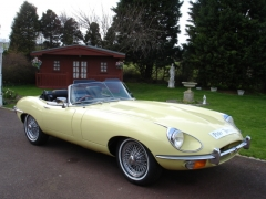 Jag 4.2 E type series 11 Roadster  1970